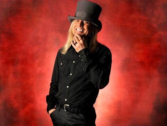 Cheap Trick singer Robin Zander will play Fort Myers this May