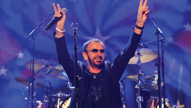 """""""The band is good,"""" Ringo Starr says of the current version of his All Starr Band.  """"We've been together for five years. We know what to do. ...  I've no plans to change it. If I'm going on tour, they're coming."""""""