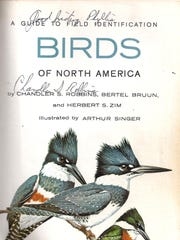 """Birds of North America: A Guide to Field Identification"""