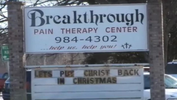 Breakthrough Pain Therapy Center
