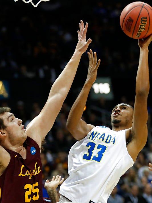 Nevada vs Loyola NCAA Sweet 16