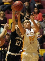 MSU's women will take on cross-border rivals from Cameron Thursday at Ligon Coliseum.