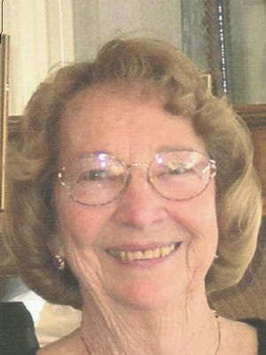 Eva Marie (Evelyn) Cooper was born on December 28, 1925 In Mystic, Iowa. She was the second child of Robert and Goldie Dickey.