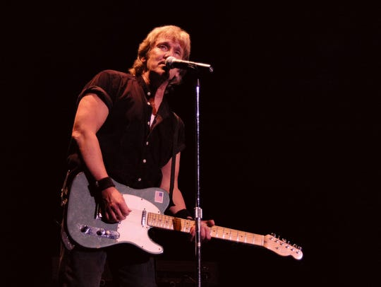 John Cafferty & Beaver Brown Band will perform at this