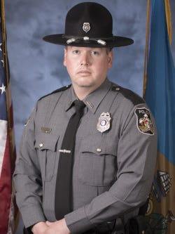 Patrolman First Class Sean Aaron Hudson