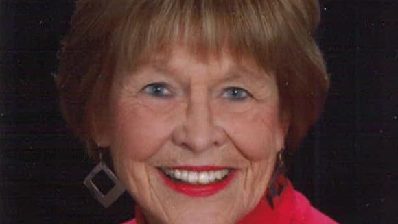 Former county commissioner Carol Twedt.