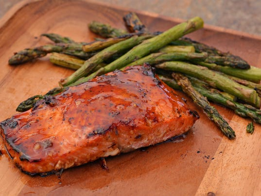 Phil the grill salmon for Phils fish grill