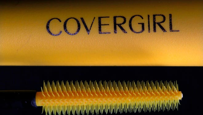 CoverGirl Lash Blast mascara and applicator in Moreland Hills, Ohio. Beauty products maker Coty is buying 43 beauty brands from Procter & Gamble Co., including Miss Clairol, Covergirl and Max Factor. P&G said Thursday, July 9, 2015 that it puts the dealís value at about $15 billion. (AP Photo/Amy Sancetta, File) ORG XMIT: NYBZ144