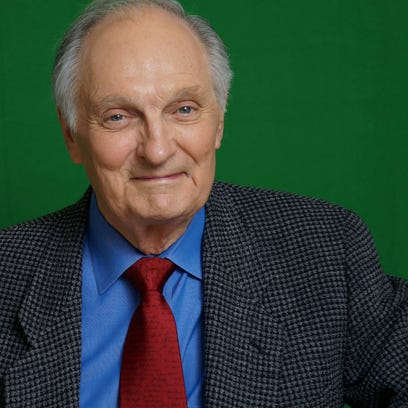 Alan Alda will do a Facebook Live video chat on June