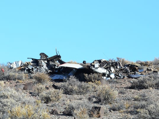 MV1015 Airplane wreckage 2
