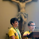 Susie and Ben Yount's pilgrimage to see Pope Francis