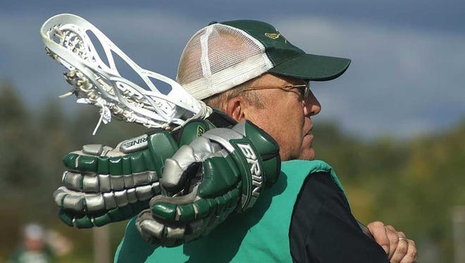 """Phillip """"Flip"""" Naumburg, who died Sunday at the age of 66, led CSU's men's lacrosse team to four national championships and six conference titles in his 14 seasons as coach."""