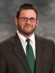 Assistant Township Administrator Christopher Gilbert
