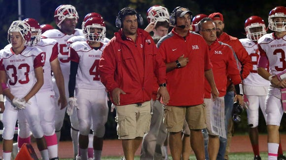 North Rockland defeated Mahopac 27-10 in football action
