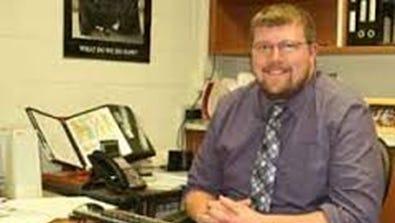 New Holstein School Superintendent Dan Nett