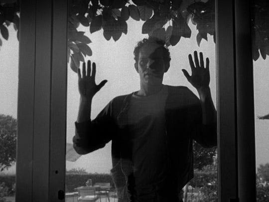 "Warren Oates in a scene from ""Private Property."""