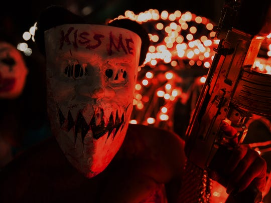 """It's that time again: """"The Purge: Election Year"""" is the latest entry in the franchise about the darker side of mankind."""