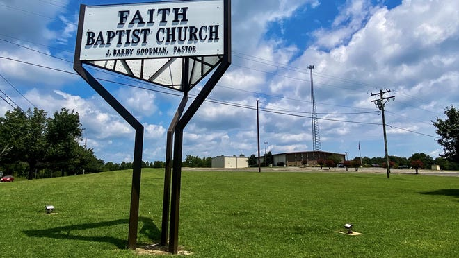 Faith Baptist Church has seen nearly 100 cases of COVID-19 among members since May.
