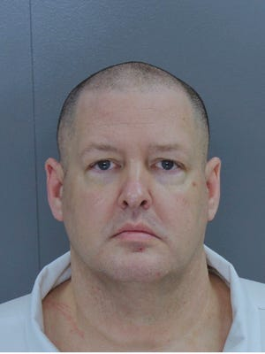 This photo provided by South Carolina state shows Todd Kohlhepp.  New investigative videos released by prosecutors show the dramatic rescue of a woman who had been chained inside a metal storage container for about two months byKohlhepp. The videos also show  Kohlhepp confessing to killing seven people in South Carolina. He pleaded guilty two weeks ago to avoid the death penalty and was sentenced to life in prison. On Friday, prosecutors released several videos, dozens of pictures and hundreds of pages of evidence against him.