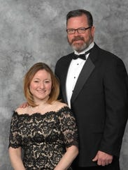 Michael and Rachel Burnell