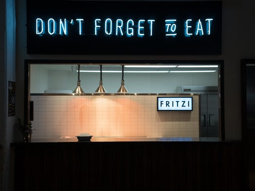 Los Angeles rotisserie restaurant Fritzi has a takeout