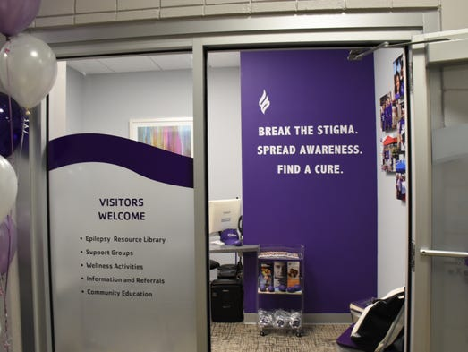 The doors are open to the new Epilepsy Foundation of