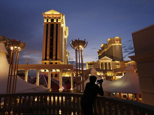 Las Vegas Casinos Contracts