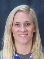 A&M-CC track athlete Hannah McWilliams