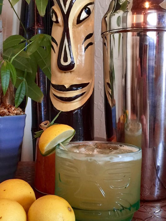 Swingle Mai Tai