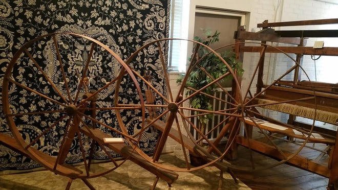 Spinning was a daily chore just a few generations ago. Now, it is seen as a craft to make yarns for weaving and knitting.