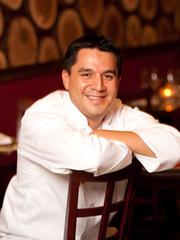 Chef  Juan Placencia