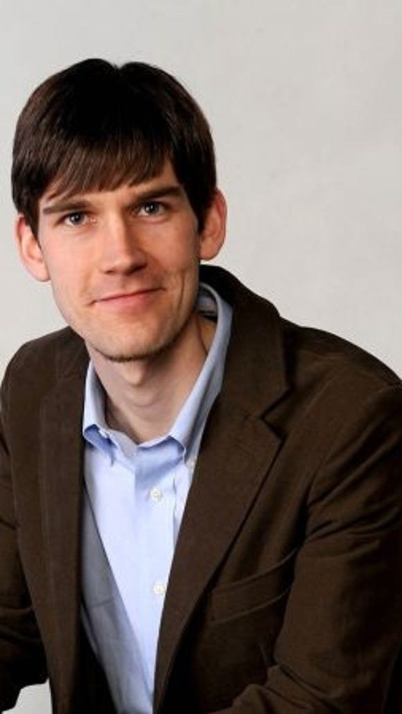 Best-selling local author Sam Kean to speak at the downtown Library Monday.