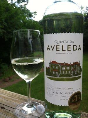 Quinta da Aveleda Vinho Verde 2013.