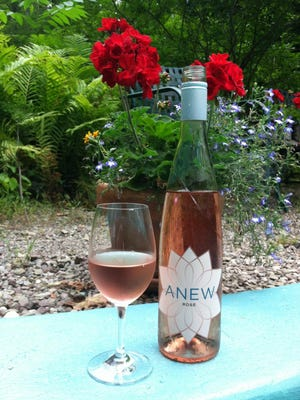 The Anew Rosé 2014 is from the Columbia Valley of Washington state.
