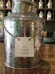 Cream Assam tea at Gong Fu Tea will go beautifully with the holiday cookies made with vanilla from Allspice Culinarium.