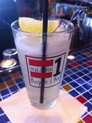 The Awesome Margarita from Square 1 Burgers & Bar