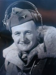 Donald Underwood, who was killed in WWII and just had