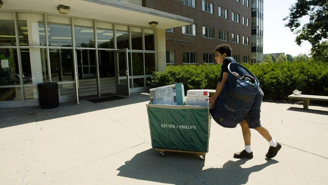 Michigan State University is freezing room and board rates for 2020-21, along with tuition.