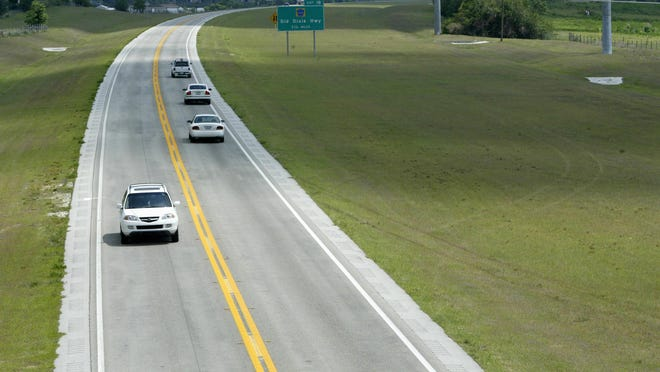 The Polk Parkway, constructed in the late 1990s, was a toll road project with a major impact on Polk County. Local elected officials and economic leaders hail the proposed, roughly 140-mile Southwest-Central Florida Connector as necessary and a potential boon to the local economy.