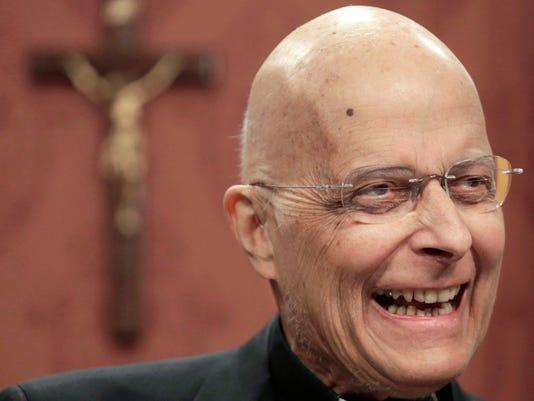 AP Chicago Archbishop