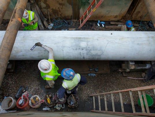 Wisconsin pipeline