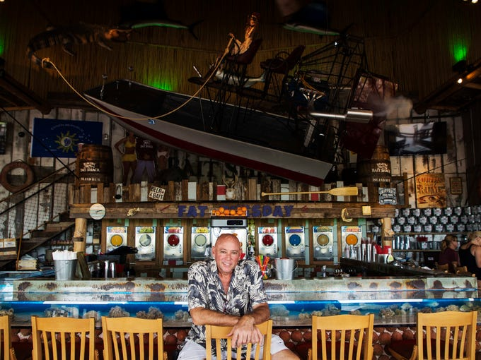 Mike McQuigan is a partner in the Bimini Bait Shack.