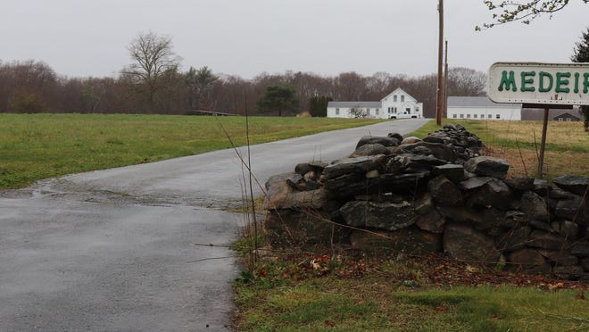 Voters also approved the purchase of 22 acres of land on Bark Street -- known locally as the Medeiros farm -- to be used as passive and active recreation, as well as for agricultural purposes.