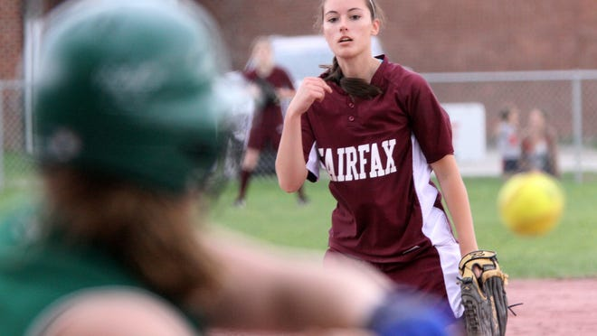 Kayla Mathieu, BFA-Fairfax softball ace.