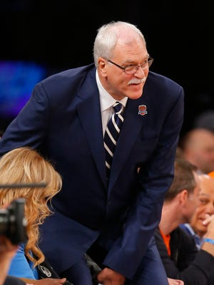 Phil Jackson could save the Knicks.