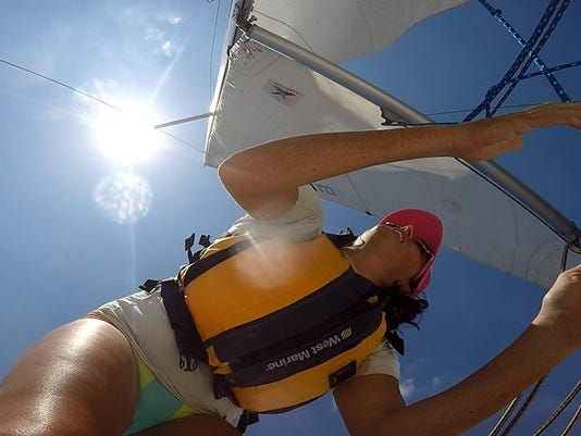 hoist the sails