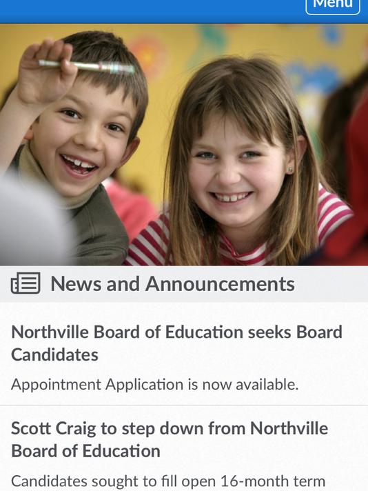 NRO school website