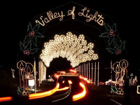 To 12/30: Valley of Lights