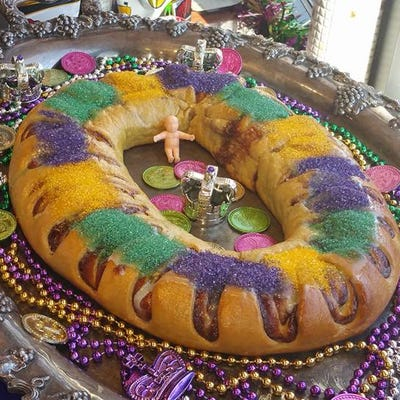 Best New Orleans King Cake