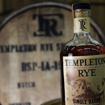 STORY SLUG: f11xxrye Group photo : foreground- Prototype bottle and label -- Register photo by Rodney White DATE: Ê Friday, oct. 20 PLACE: Templeton Rye company in Templeton Ia.  SUBJECT: young guy starts up company making rye whiskey that was well known  in Iowa during the bootlegging days. The product launch is in november but they  are doing their first bottling on this day, starting anywhere from 11 to 1  depending on how it works getting going. Locals are volunteering to help  out.  SECTION: Ê iowa life CONTACT: scott bush CONTACT PHONE: ÊÊ(617) 233-4893  DEADLINE: nov. 1